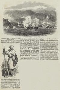 Gallant Recapture of an English Brig from Moorish Pirates
