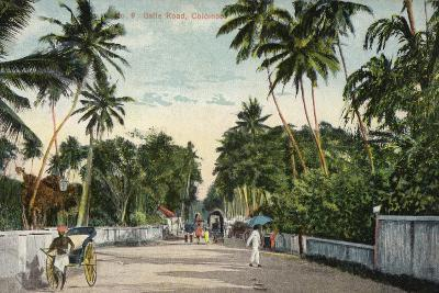 Galle Road in Colombo--Photographic Print