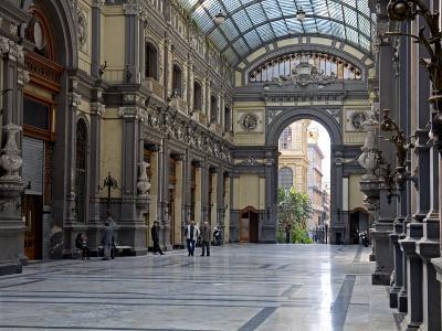 Galleria Principe Di Napoli, Naples, Campania, Italy, Europe-Richard Cummins-Photographic Print