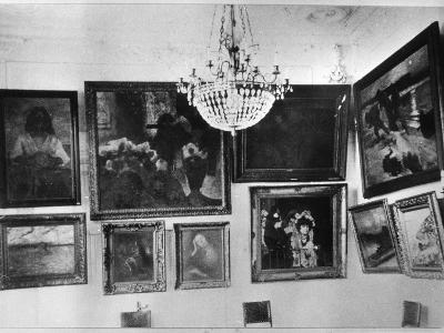 Gallery of Sergei Shchukin--Photographic Print