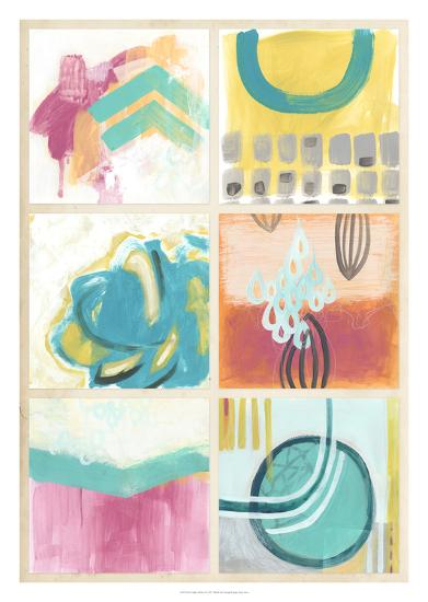 Gallery Petite I-June Erica Vess-Art Print