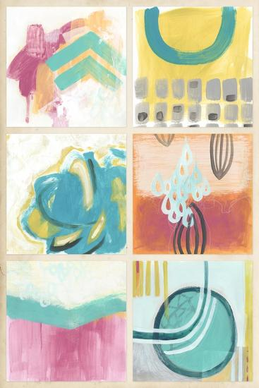 Gallery Petite I-June Vess-Art Print