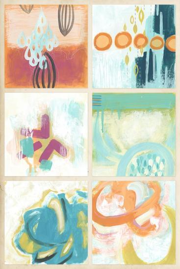 Gallery Petite III-June Vess-Art Print