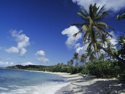 Galley Bay Beach, Antigua, Caribbean, West Indies, Central America-Ken Gillham-Photographic Print