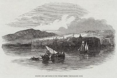Gallipoli, the Chief Station of the Ottoman Fleets--Giclee Print