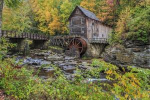 Grist Mill Fall 2013 1 by Galloimages Online