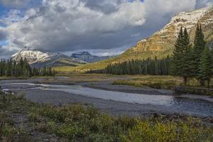 Soda Butte Creek Scenery (Yellowstone) by Galloimages Online