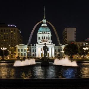 St. Louis Keiner Plaza 2 by Galloimages Online