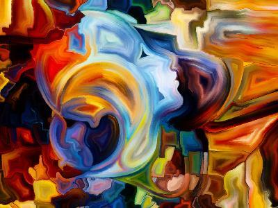 Game of Inner Paint-agsandrew-Art Print