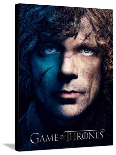 Game Of Thrones (Season 3 - Tyrion) --Stretched Canvas Print