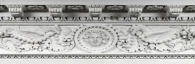 Game Show Queen Marie-Antoinette: Frieze and Cornice--Giclee Print