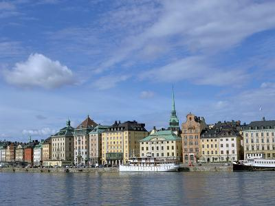 Gamla Stan, Stockholm, Sweden-Peter Thompson-Photographic Print
