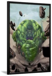 Gamma Games No.2 Cover: Hulk