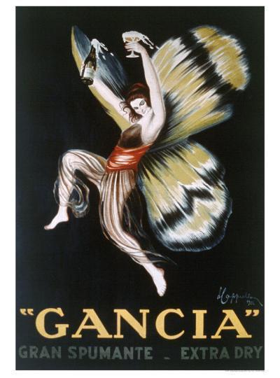Gancia, Gran Spumenta-Leonetto Cappiello-Giclee Print