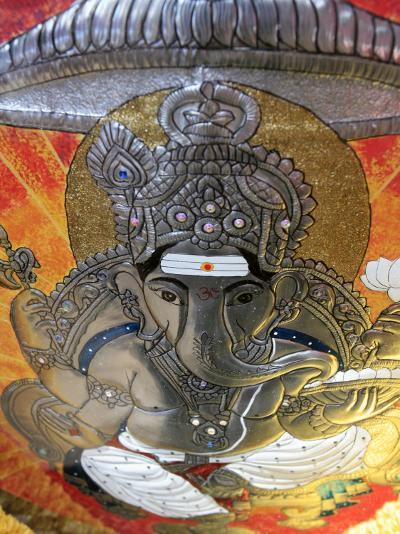 Ganesh, Batu Caves, Kuala Lumpur, Malaysia, Southeast Asia, Asia-Godong-Photographic Print