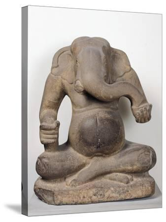 Ganesh, from Tuol Pheak Kin, Kandal Province, 7th-8th Century