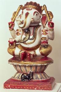 Ganesh, Rajasthan, India, Late 19th Century