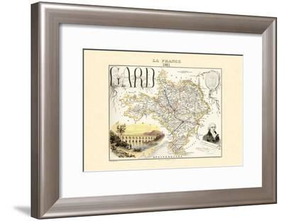 Gard-Alexandre Vuillemin-Framed Art Print