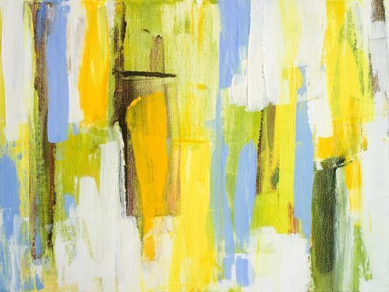 Garden Abstract II-Lanie Loreth-Art Print