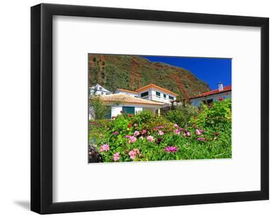 Garden and Holiday Homes in Jardim do Mar, Madeira Island, Portugal