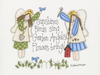 Garden Angels-Debbie McMaster-Giclee Print