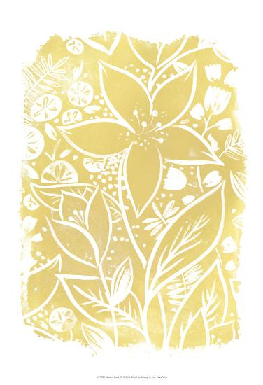 Garden Batik IX-June Erica Vess-Art Print