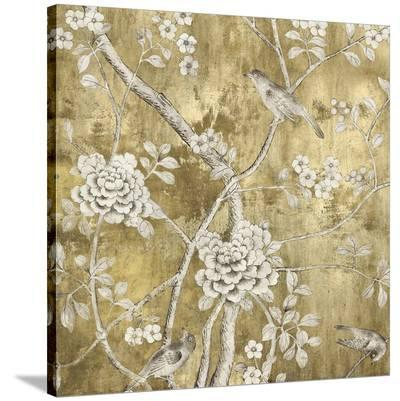 Garden Birds-Tania Bello-Stretched Canvas Print