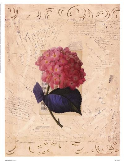 Garden Botanical ll-Jan Weiss-Art Print