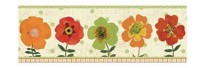 Garden Brights Spice III--Art Print