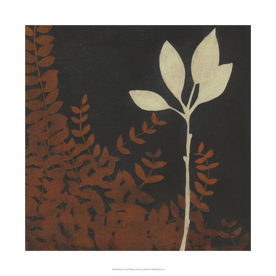 Garden Cameo I-Erica J^ Vess-Art Print