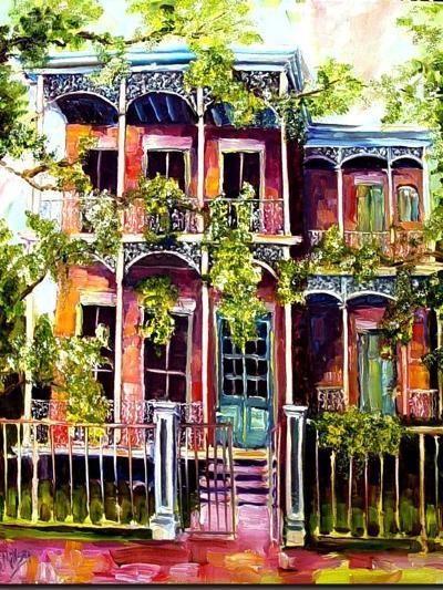 Garden District Fancy-Diane Millsap-Art Print