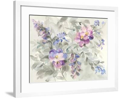 Garden Dreams-Danhui Nai-Framed Art Print