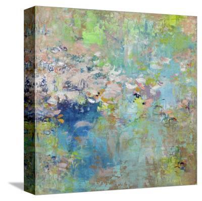 Garden Escape-Amy Donaldson-Stretched Canvas Print