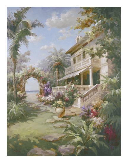 Garden Estate-James Reed-Art Print