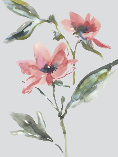 Garden Florals II-Sandra Jacobs-Giclee Print