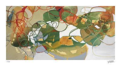 Garden Gate-Liz Barber-Giclee Print