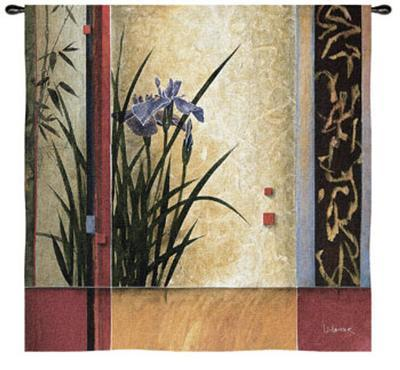 Garden Gateway-Don Li-Leger-Wall Tapestry