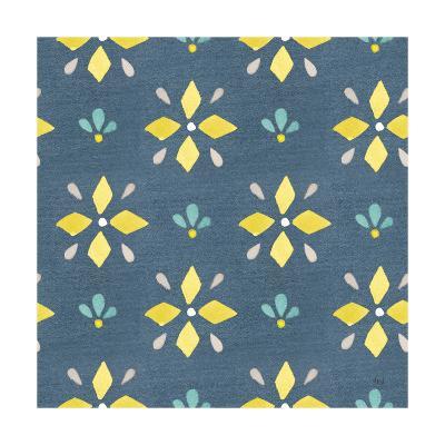 Garden Getaway Pattern VB-Laura Marshall-Art Print