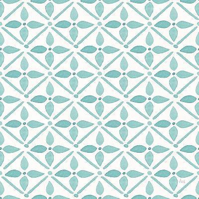 Garden Getaway Pattern XIIA-Laura Marshall-Art Print