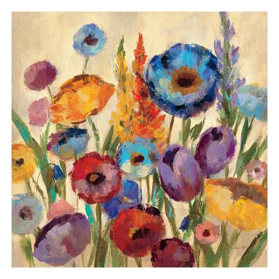 Garden Hues II-Silvia Vassileva-Premium Giclee Print