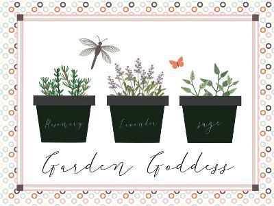 Garden II-ND Art-Art Print