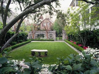 Garden in Residential Home, Charleston, SC