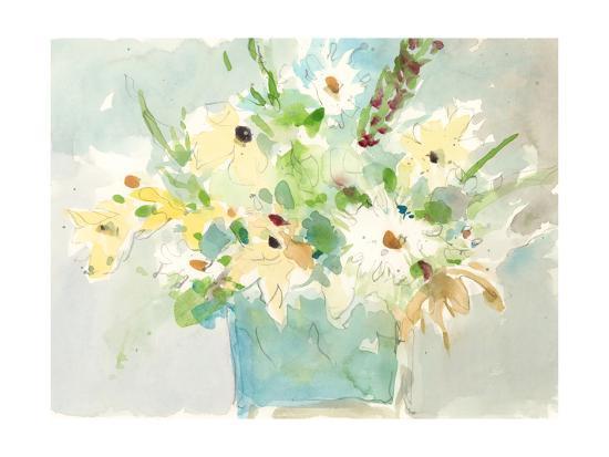 Garden Inspiration II--Premium Giclee Print