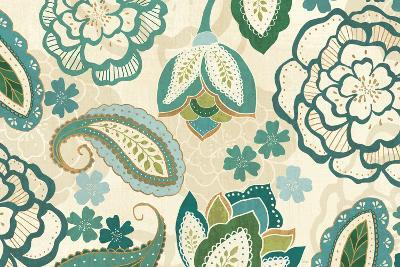 Garden Lace I-Veronique Charron-Art Print