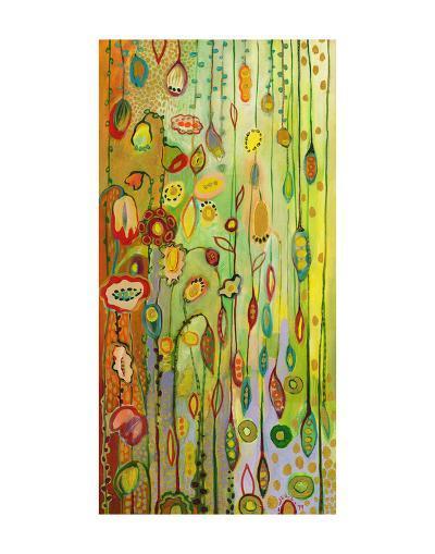 Garden Lights-Jennifer Lommers-Art Print