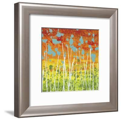 Garden Loveliness-Liz Nichtberger-Framed Art Print