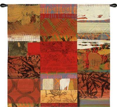 Garden Magic--Wall Tapestry