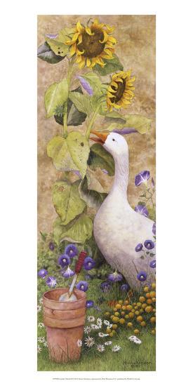 Garden March II-Marcia Matcham-Art Print