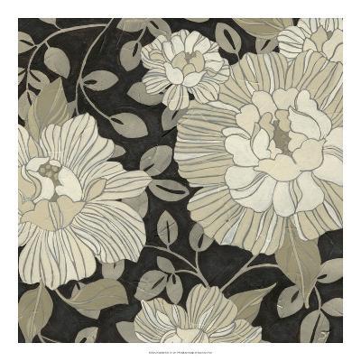 Garden Noir I-June Vess-Giclee Print