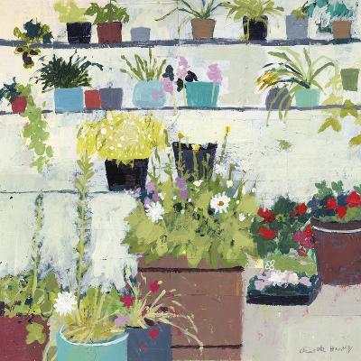 Garden Nursery Art Print By Charlotte Hardy Artcom